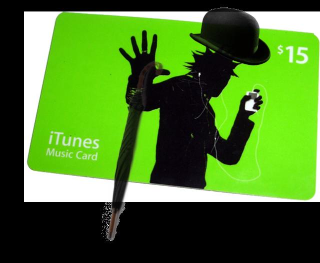 Corporate iTunes